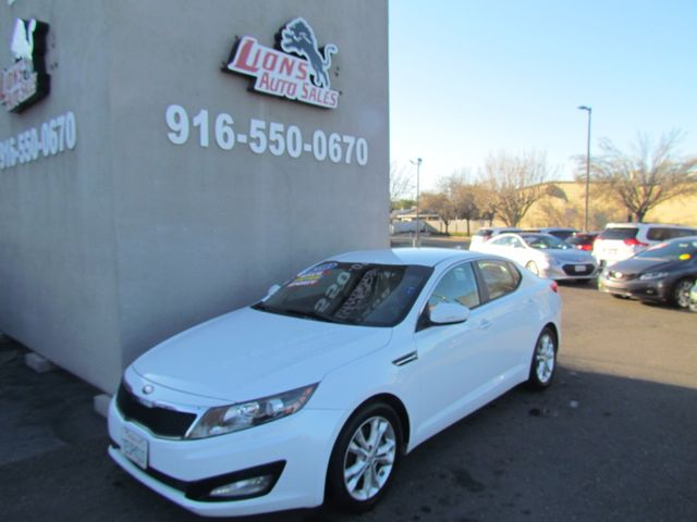 2013 Kia Optima LX in Sacramento, CA 95825