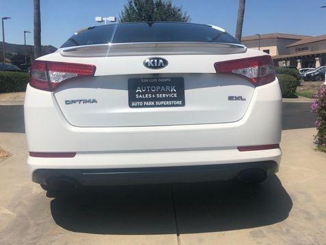 2013 Kia Optima SX w/Limited Pkg | San Luis Obispo, CA | Auto Park Sales & Service in San Luis Obispo, CA