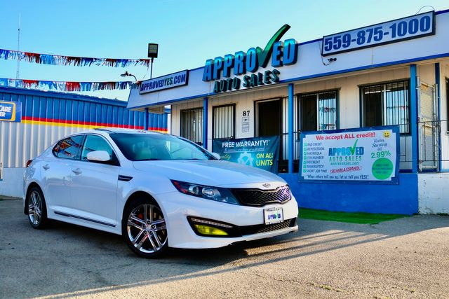 2013 Kia Optima SX w/Limited Pkg in Sanger, CA 93657