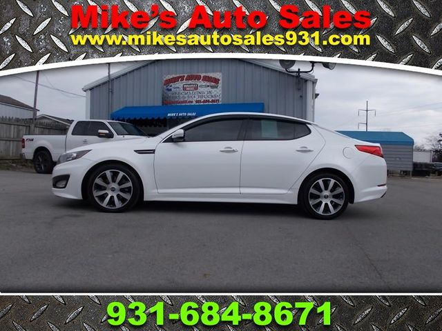 2013 Kia Optima SX Shelbyville, TN