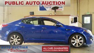 2013 Kia OPTIMA SX  | JOPPA, MD | Auto Auction of Baltimore  in Joppa MD