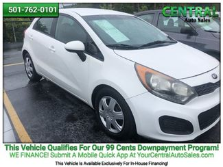 2013 Kia Rio LX | Hot Springs, AR | Central Auto Sales in Hot Springs AR