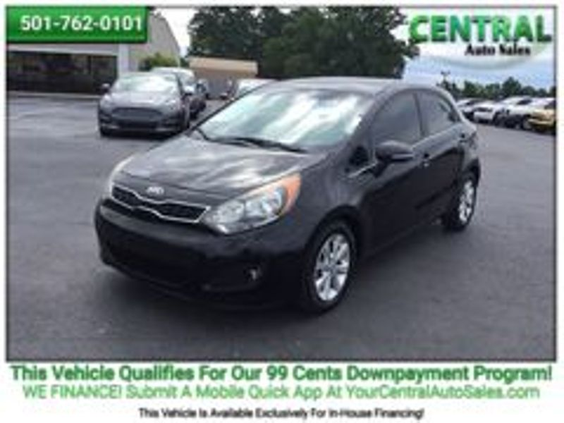 2013 Kia Rio EX | Hot Springs, AR | Central Auto Sales in Hot Springs AR