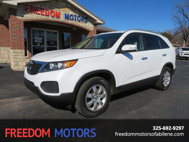 2013 Kia Sorento LX | Abilene, Texas | Freedom Motors  in Abilene,Tx Texas