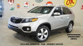 2013 Kia Sorento EX BACK-UP CAM,HEATED LEATHER,PARK SENSORS,65K,... in Carrollton TX, 75006