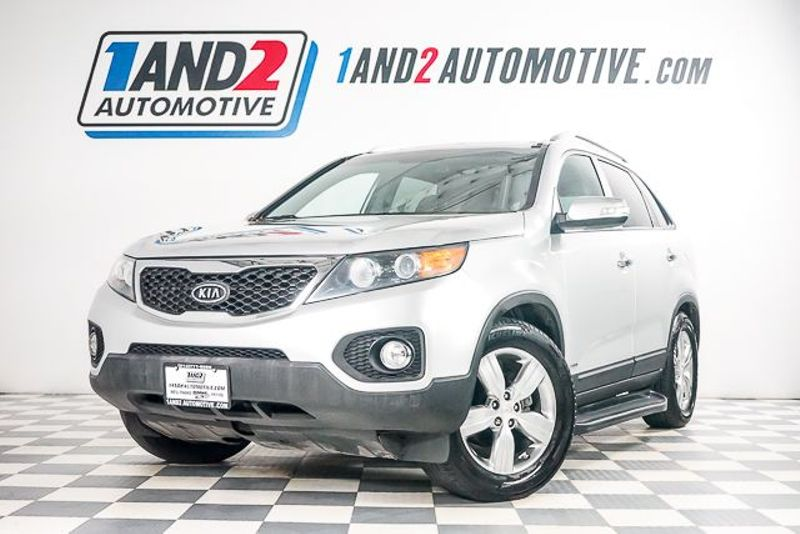 2013 Kia Sorento EX in Dallas TX