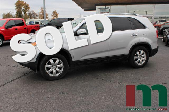 2013 Kia Sorento LX   Granite City, Illinois   MasterCars Company Inc. in Granite City Illinois