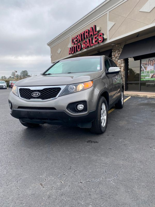 2013 Kia Sorento LX | Hot Springs, AR | Central Auto Sales in Hot Springs AR