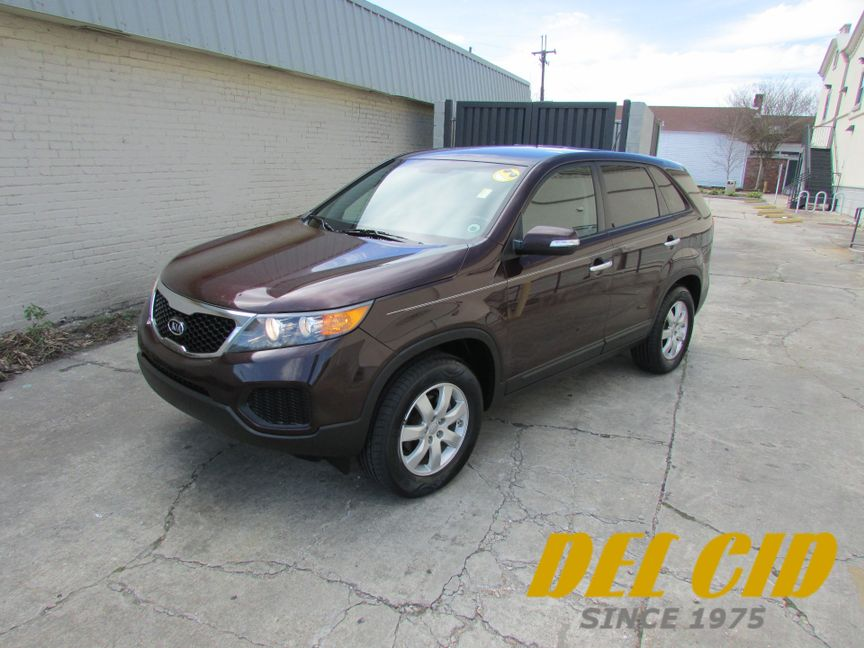 U003c 2013 Kia Sorento LX In New Orleans Louisiana, ...