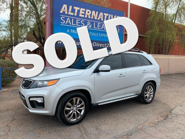 2013 Kia Sorento SX 3 MONTH/3,000 MILE NATIONAL POWERTRAIN WARRANTY Mesa, Arizona