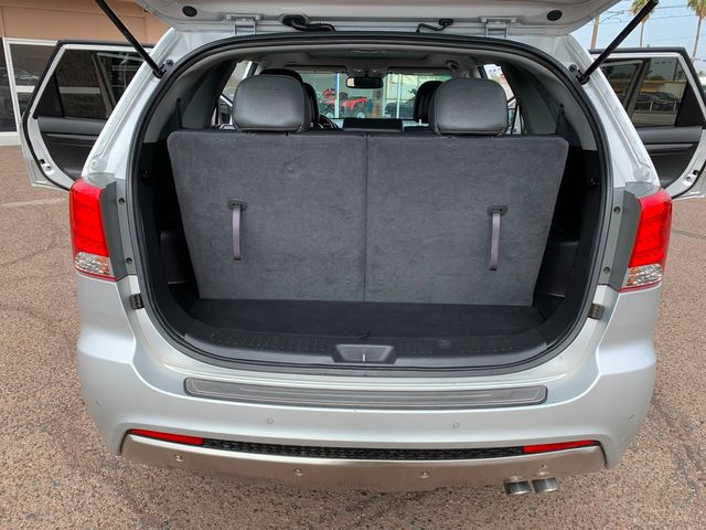 2013 Kia Sorento SX 3 MONTH/3,000 MILE NATIONAL POWERTRAIN WARRANTY Mesa, Arizona 11