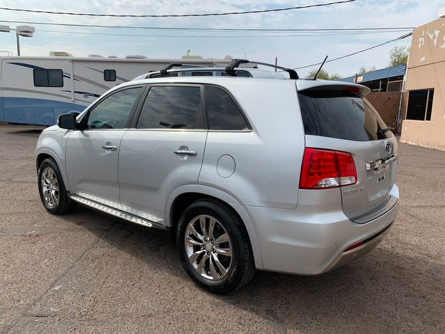 2013 Kia Sorento SX 3 MONTH/3,000 MILE NATIONAL POWERTRAIN WARRANTY Mesa, Arizona 2