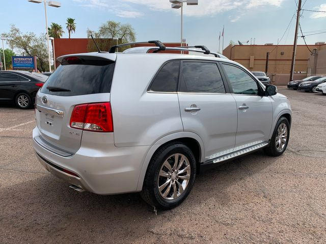 2013 Kia Sorento SX 3 MONTH/3,000 MILE NATIONAL POWERTRAIN WARRANTY Mesa, Arizona 4