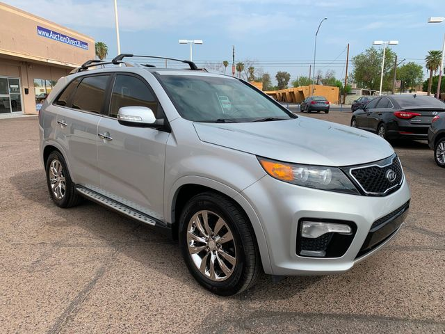 2013 Kia Sorento SX 3 MONTH/3,000 MILE NATIONAL POWERTRAIN WARRANTY Mesa, Arizona 6
