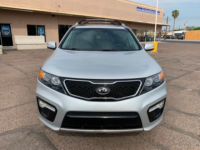 2013 Kia Sorento SX 3 MONTH/3,000 MILE NATIONAL POWERTRAIN WARRANTY Mesa, Arizona 7