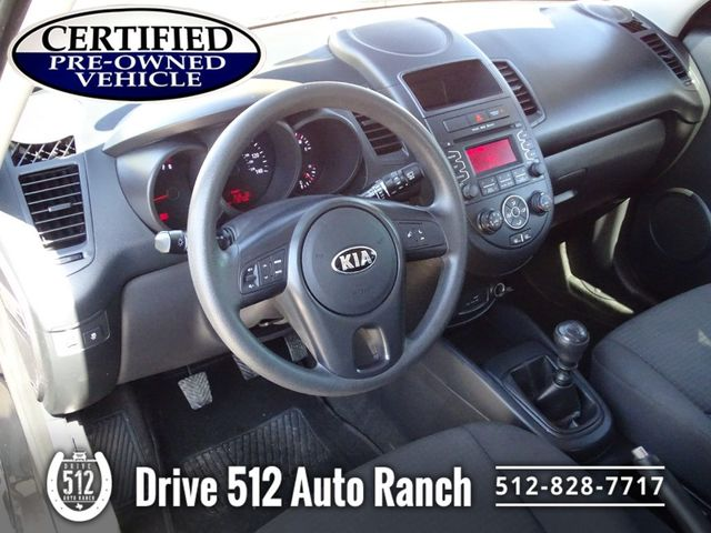 2013 Kia Soul Base in Austin, TX 78745