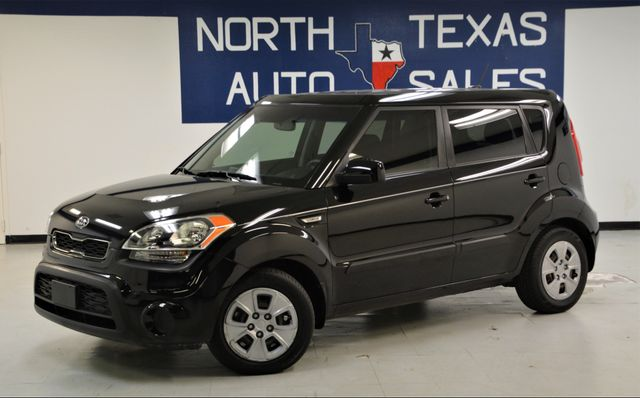 2013 Kia Soul Base 1 OWNER