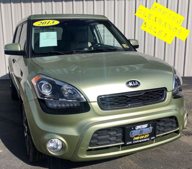 2013 Kia Soul FWD in Harrisonburg, VA 22802