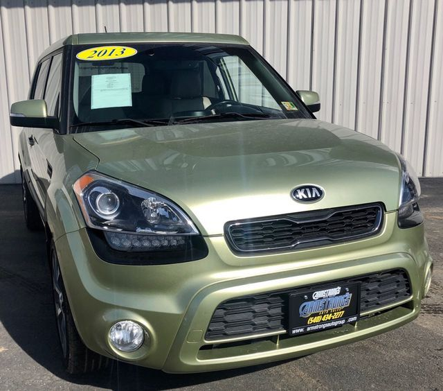 2013 Kia Soul in Harrisonburg, VA 22801