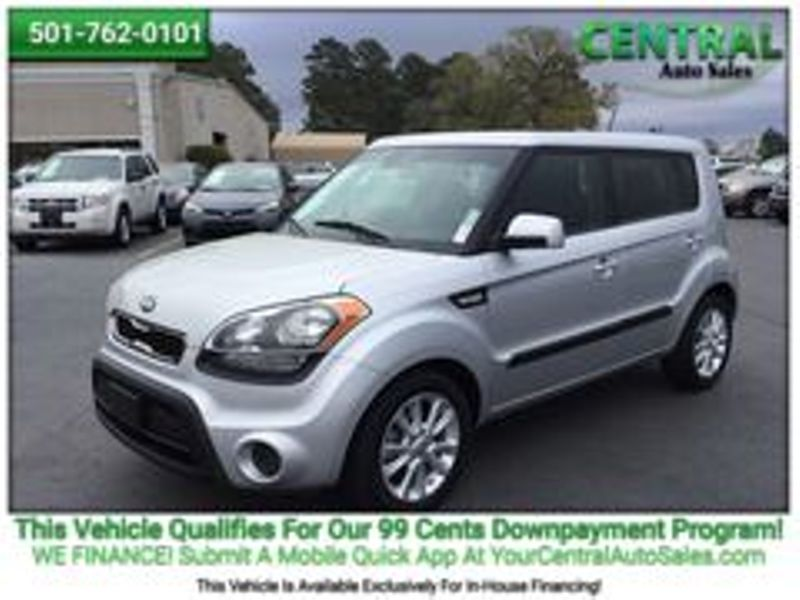 2013 Kia Soul Base | Hot Springs, AR | Central Auto Sales in Hot Springs AR