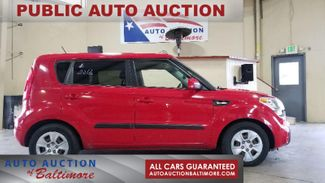 2013 Kia Soul Base   JOPPA, MD   Auto Auction of Baltimore  in Joppa MD