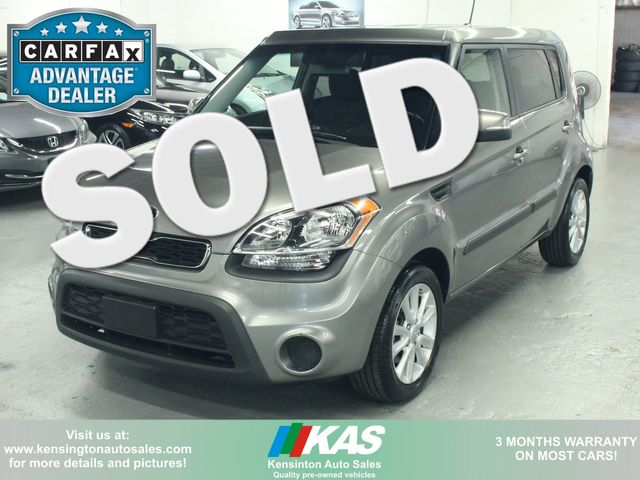 2013 Kia Soul + Kensington, Maryland