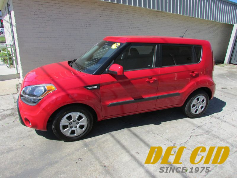 U003c 2013 Kia Soul, Low Miles! Gas Saver! Clean CarFax! In New Orleans ...