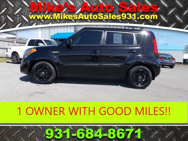 2013 Kia Soul Base Shelbyville, TN