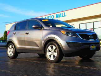 2013 Kia Sportage LX | Champaign, Illinois | The Auto Mall of Champaign in Champaign Illinois