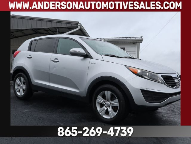 2013 Kia Sportage LX in Clinton, TN 37716