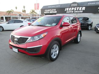 2013 Kia Sportage LX in Costa Mesa, California 92627