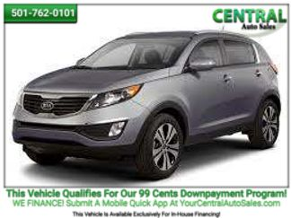 2013 Kia Sportage LX | Hot Springs, AR | Central Auto Sales in Hot Springs AR