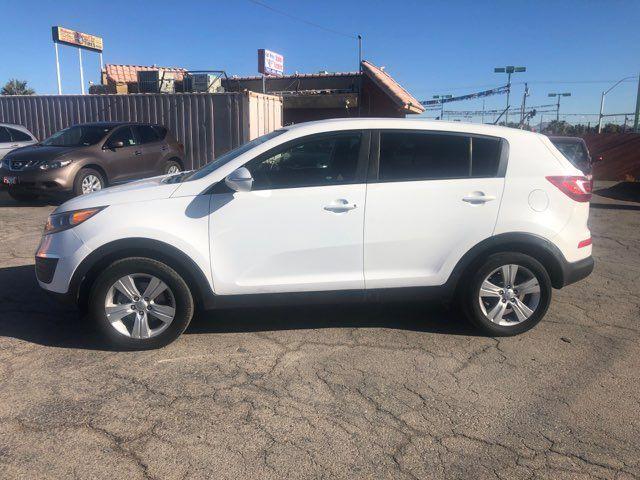 2013 Kia Sportage LX CAR PROS AUTO CENTER (702) 405-9905 Las Vegas, Nevada 1