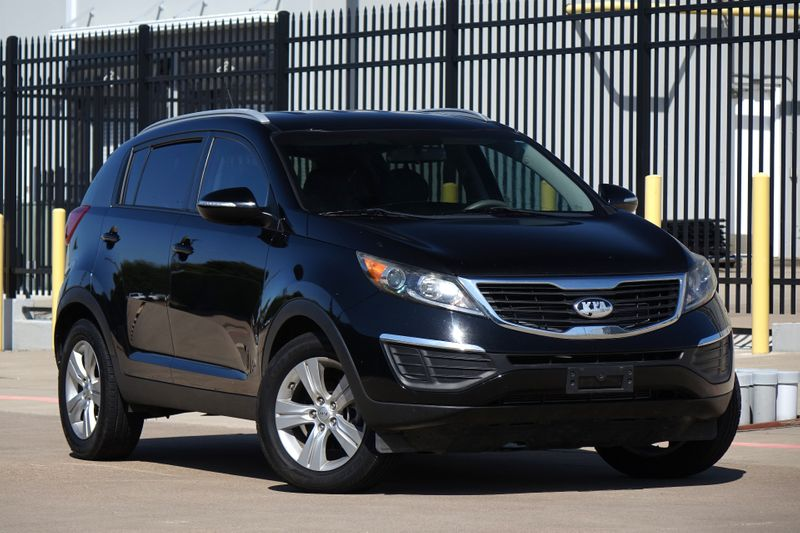 2013 Kia Sportage LX* Cloth* FWD* EZ Finance** | Plano, TX | Carrick's Autos in Plano TX