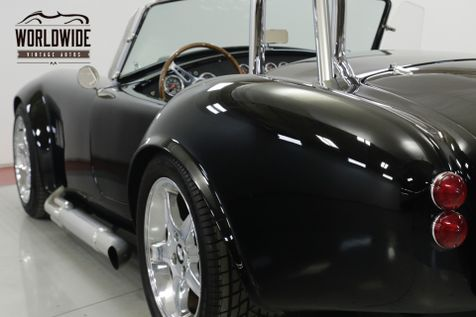 1966 Factory 5 Cobra  FACTORY FIVE RE-CREATION. V8 5.0L | Denver, CO | Worldwide Vintage Autos in Denver, CO