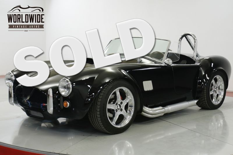 1966 Factory 5 Cobra  FACTORY FIVE RE-CREATION. V8 5.0L | Denver, CO | Worldwide Vintage Autos