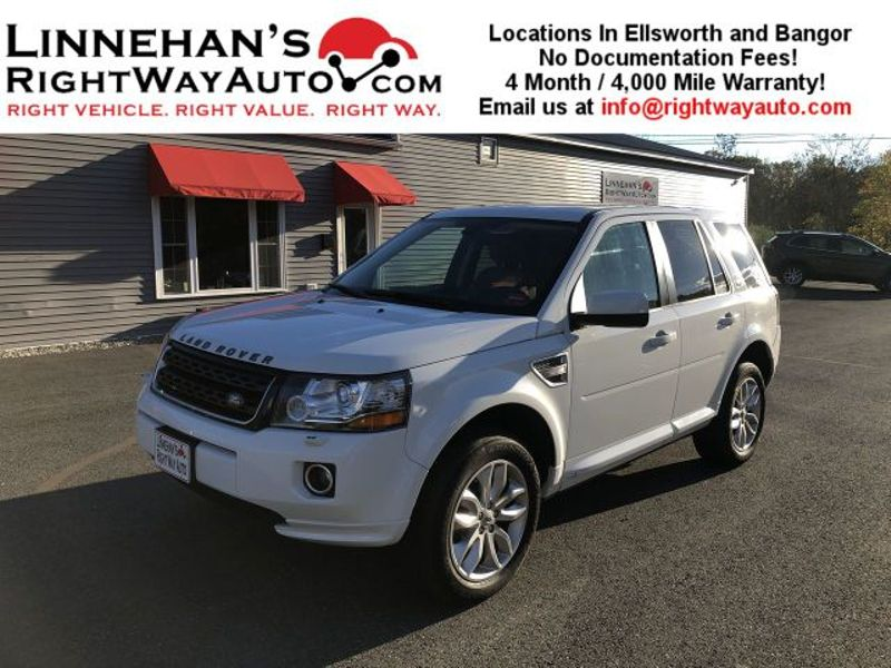 2013 Land Rover LR2 HSE LUX  in Bangor, ME