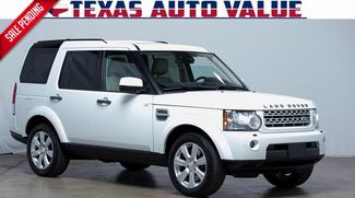 2013 Land Rover LR4 V8 in Addison TX, 75001