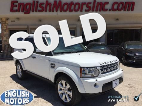 2013 Land Rover LR4 LUX in Brownsville, TX