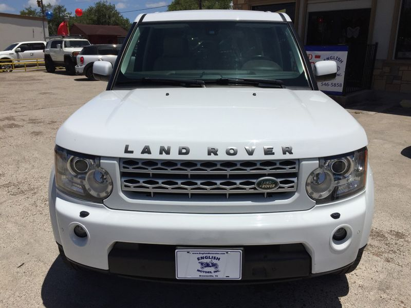 2013 Land Rover LR4 LUX  Brownsville TX  English Motors  in Brownsville, TX