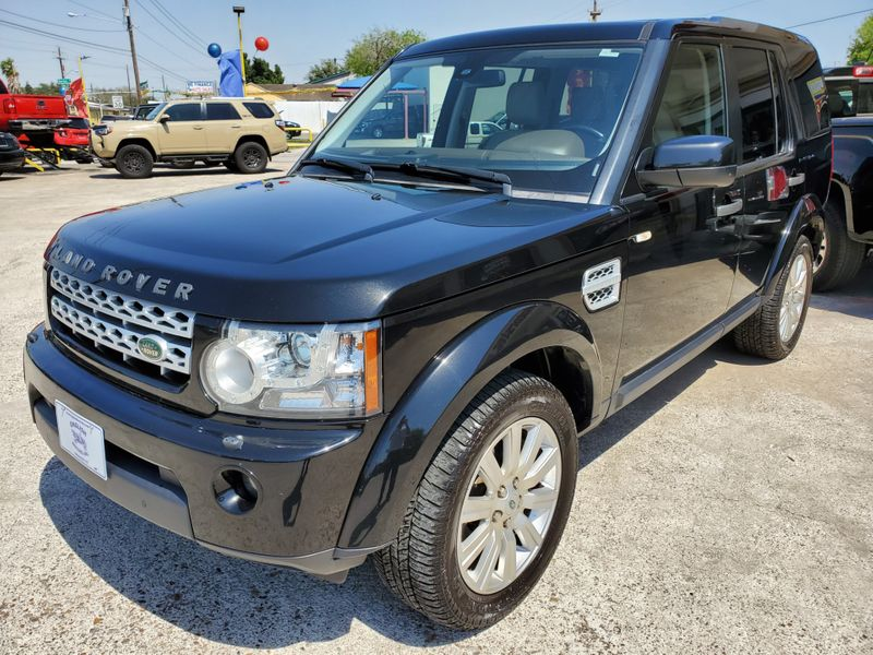 2013 Land Rover LR4 HSE  Brownsville TX  English Motors  in Brownsville, TX
