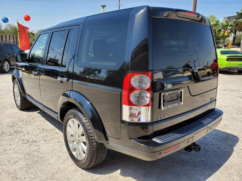 2013 Land Rover LR4 HSE  Brownsville TX  English Motors  in Brownsville, TX
