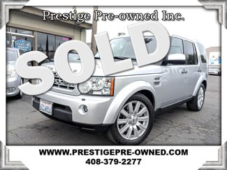 2013 Land Rover LR4 HSE  in Campbell CA