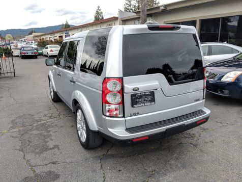 2013 Land Rover LR4 HSE  in Campbell, CA