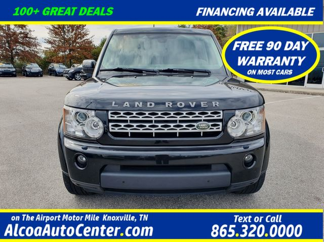 "2013 Land Rover LR4 HSE AWD 5.0L V8 3rd Seat Navi/Leather/Sunroofs/19"" in Louisville, TN 37777"