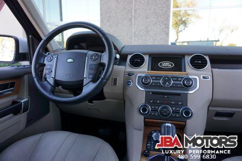 2013 Land Rover LR4 HSE 4x4 4WD SUV ~ Clean CarFax AZ Car ~ LOW MILES | MESA, AZ | JBA MOTORS in MESA, AZ