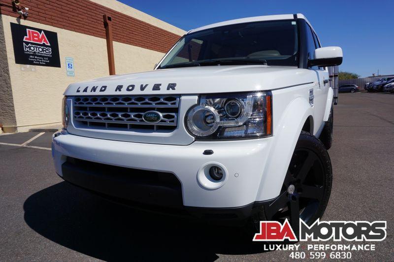 2013 Land Rover LR4 HSE 4x4 4WD SUV ~ Clean CarFax AZ Car ~ LOW MILES | MESA, AZ | JBA MOTORS in MESA AZ