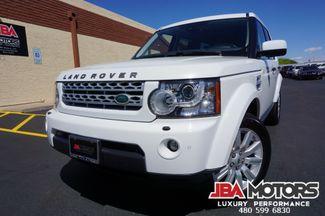 2013 Land Rover LR4 HSE 4x4 4WD SUV ~ 1 Owner Car ~ Dealer Serviced!    MESA, AZ   JBA MOTORS in Mesa AZ