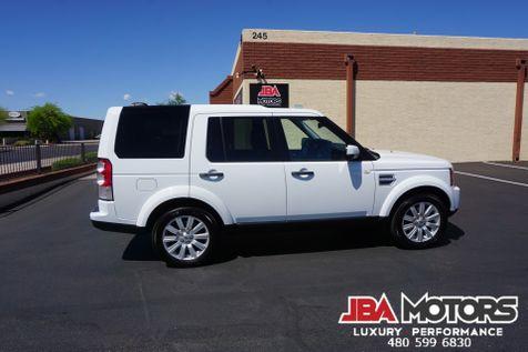 2013 Land Rover LR4 HSE 4x4 4WD SUV ~ 1 Owner Car ~ Dealer Serviced!  | MESA, AZ | JBA MOTORS in MESA, AZ