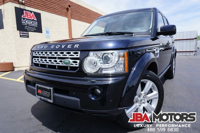 2013 Land Rover LR4 HSE LUX Luxury Pkg ~ 1 Owner Clean CarFax ~ LOADED